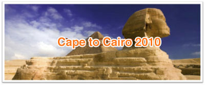 Cape to Cairo 2010